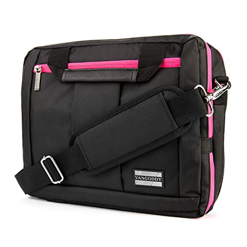 EL Prado 3-in-1 Hybrid Magenta Trim Carrier for Acer Iconia/Aspire One 10/10.1