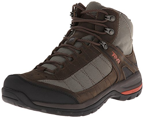 24f5e1379 Teva Men s Kimtah Mid-Height Mesh Hiking Boot (B00DSN64GA)