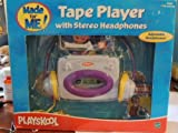 Playskool Tape Player with Stereo Headphones