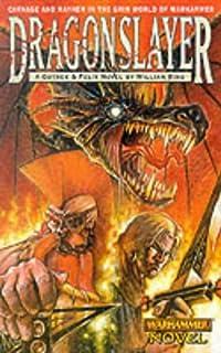 Daemonslayer a gotrek felix novel william king 9780671783891 dragonslayer gotrek felix fandeluxe Image collections