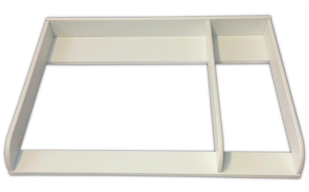 XXL+ séparation! Plan à langer pour tous les commodes IKEA Hemnes (SANS COMMODE) PuckDaddy