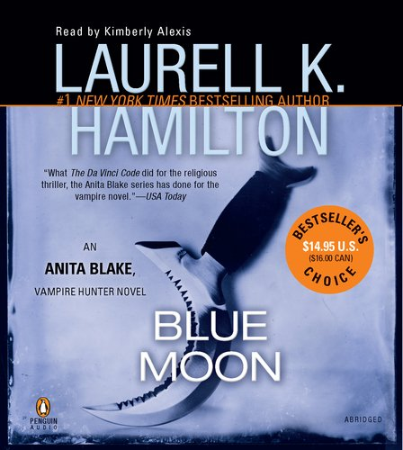 Blue Moon (Anita Blake, Vampire Hunter)