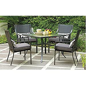 Outdoor Adjustable Wicker Recliner Chair With Cushions