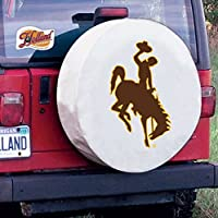 Holland Bar Stool Wyoming Tire Cover In White