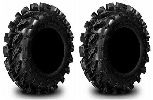 Pair Interco Swamp 27x12 12 Tires