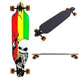 AW Canadian maple Pro Longboard Complete 41x 9.75 Cruiser Speeding skateboard Downhill Maple Deck Fashion Sport