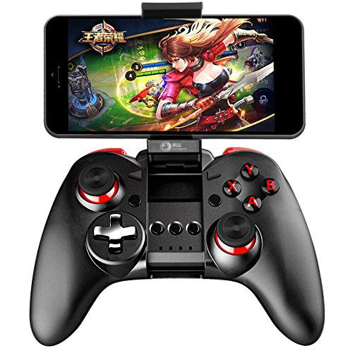 OUYAWEI X5Plus Wireless Bluetooth Gamepad Game Controller for Phone PC Phone Tablet PUBG