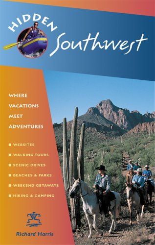 Hidden Southwest: Including Arizona, New Mexico, Southern Utah, and Southwest Colorado (Hidden Travel) ebook
