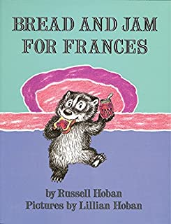 Book Cover: Bread and Jam for Frances