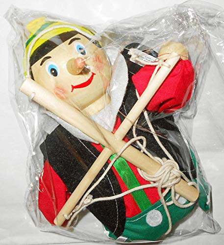 The Original Toy Company The New Pinocchio Marionette for sale  Delivered anywhere in USA