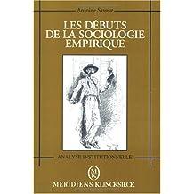 Débuts de la sociologie empirique (Les)