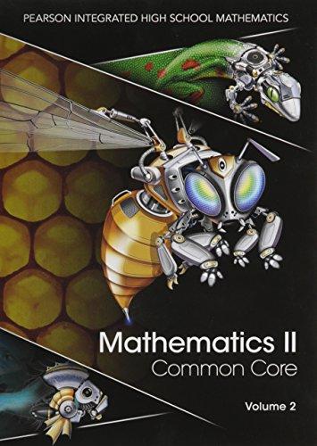 Mathematics II: Common Core Vol 2