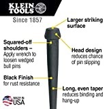 Klein Tools 3255 Broad-Head Bull Pin Made of