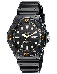 Casio Men's MRW200H-1EV Sport Analog Dive Watch