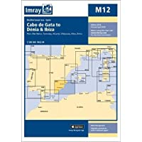 Imray Chart M12: Cabo de Gata to Denia