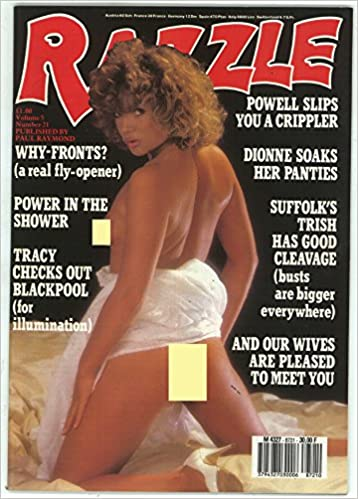 magazine Razzle adult