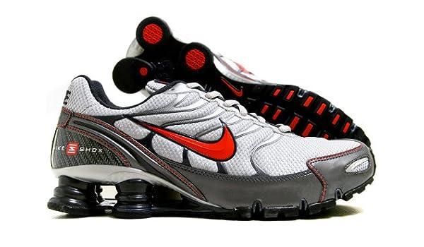 buy online db9c8 296af Amazon.com   Nike Shox Turbo+ VI 318161-061-10.5   Running