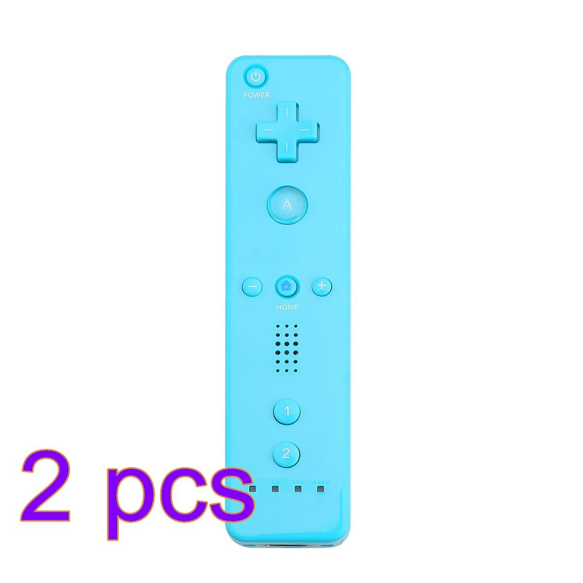 Winbang Mando de Juego inalámbrico para Mando de Consola Wii ...