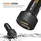 Car-Charger-Trianium-24W48A-Dual-USB-Car-Chargers-2Pack-AtomicDrive-Smart-Ports-for-CellphoneiPhone-7-6s-6-PlusSE55siPad-ProGalaxy-S7-S6-EdgeLG-G4-G5NexusPixel-XL-and-Android-devices