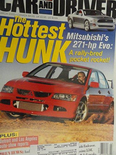 2003 Mitsubishi Lancer Evolution / 2004 Nissan Maxima / 2003 Mercedes E55 AMG / 2003 Audi A6 / 2003 BMW 530iA / 2003 Infiniti M45 / 2003 Jaguar S Type / 2003 Lexus GS 300 / 2003 Lincoln LS / 2003 Mercedes E320 Road Test