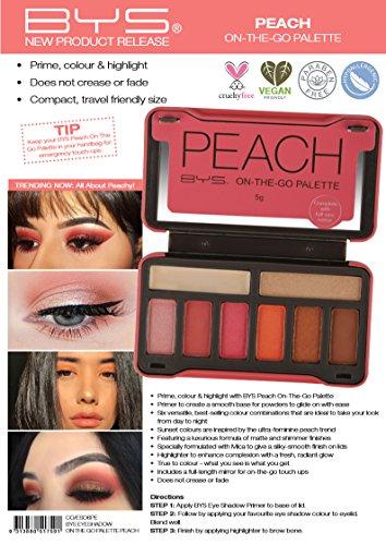 Buy peach eyeshadows