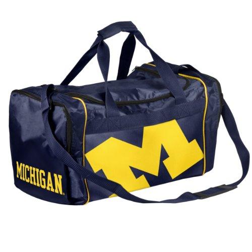 Michigan Core Duffle Bag (Gym Wolverines Bag Michigan)