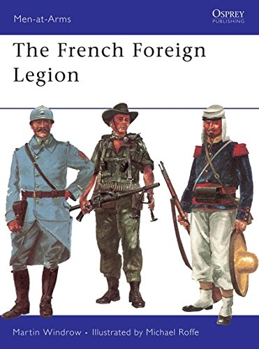 acb53ee8f33 Amazon.com  The French Foreign Legion (Men-at-Arms) (9780850450514 ...