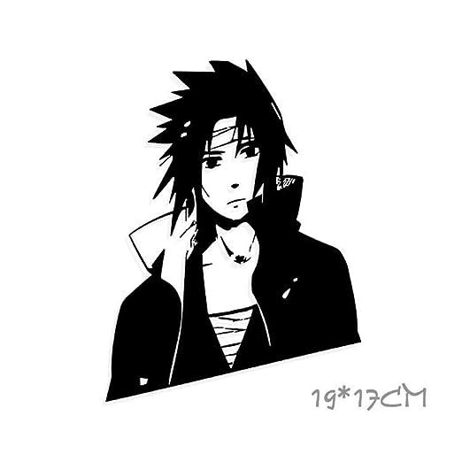 Pegatinas De Pared-Dibujos Animados Clásicos Naruto Sasuke ...
