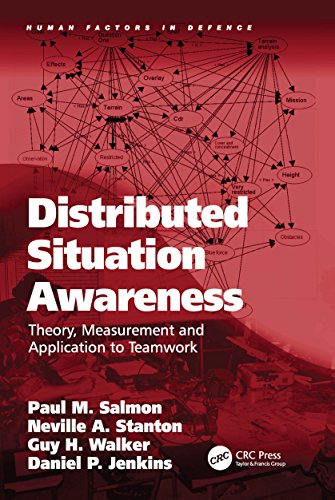 Distributed Situation Awareness: Theory, Measurement and Application to Teamwork (Human Factors in Defence)