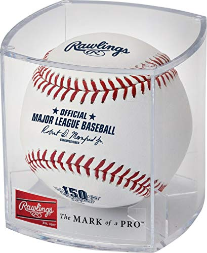 Rawlings Official Cincinnati Reds MLB 150th Anniversary Secondary Baseball - Cubed