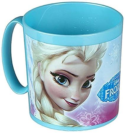 Frozen - Taza con asa (microondas) (Color Baby 71416): Amazon.es ...