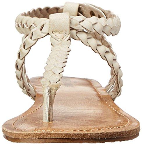 Minnetonka Liberty - Zapatos Mujer Elfenbein (Ivory / IVR)