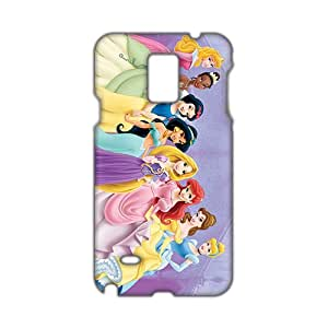 Fortune disney princess invitations 3D Phone Case for Samsung Note 4