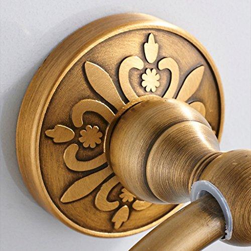 ZUOANCHEN Towel Ring European Bathroom Luxury Aluminium Oxide Towel Ring, Bathroom Towel Ring, Hotel Bathroom by ZUOANCHEN Towel Rings (Image #2)