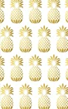 "Gold Pineapples Monthly/Weekly Planner with Inspirational Quotes (5""x8"") (2018 Planner and Organizer with Calendar and Motivational Quotes)"
