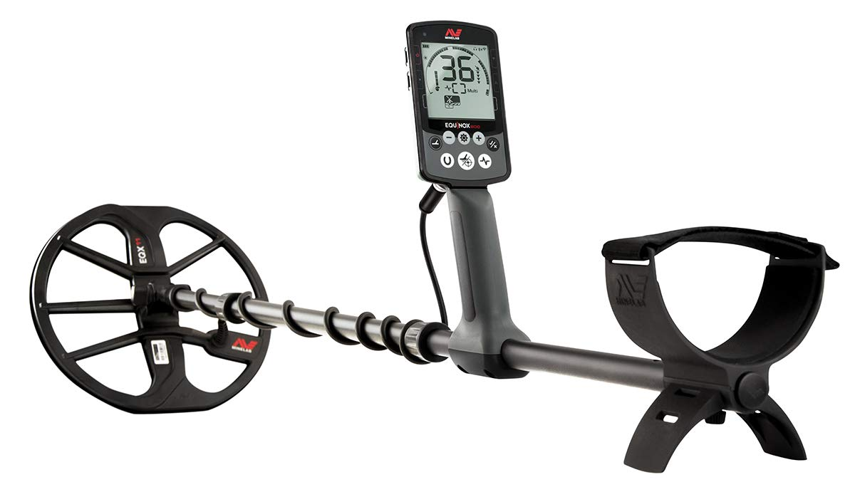 Minelab Equinox Metales cubremetales Impermeable Submarino ...