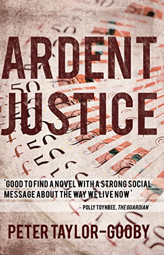 Ardent Justice by [Taylor-Gooby, Peter]