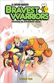Book Bravest Warriors Vol. 2