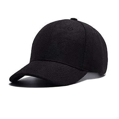 856723519eb SLBGADIEME Baseball Hat Sport Cap Men Baseball Cap Fitted Novelty Clothing  for Dad Wool Apparel Fabric