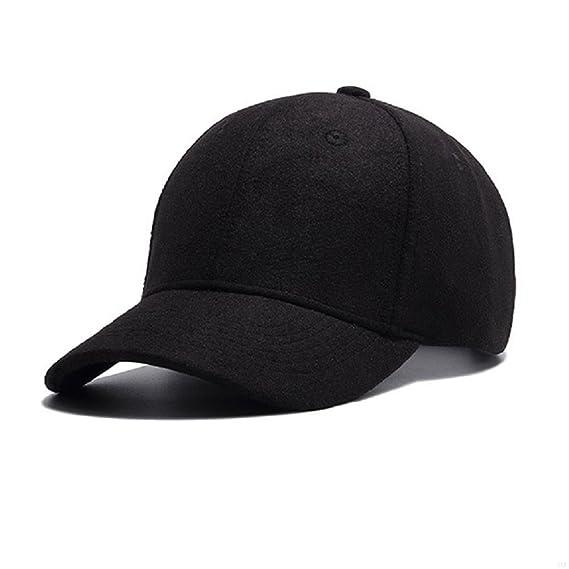 b05f0194e SLBGADIEME Baseball Hat Sport Cap Men Baseball Cap Fitted Novelty Clothing  for Dad Wool Apparel Fabric