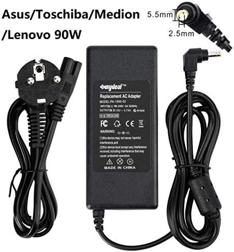 65W AC Adattatore Caricabatteria per ASUS VivoBook X551M X551MA X550L X550LA X550LB X552EA