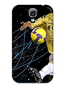 New Snap-on ZippyDoritEduard Skin Case Cover Compatible With Galaxy S4- Leroy Fer