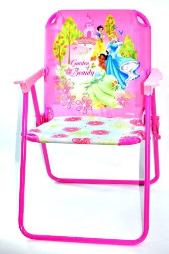 - Princess Garden of Beauty Children Patio Beach Chair