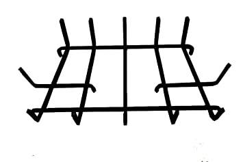 Amazon Com Marco Fireplace Grate 41 42 Marco Fireplace Home