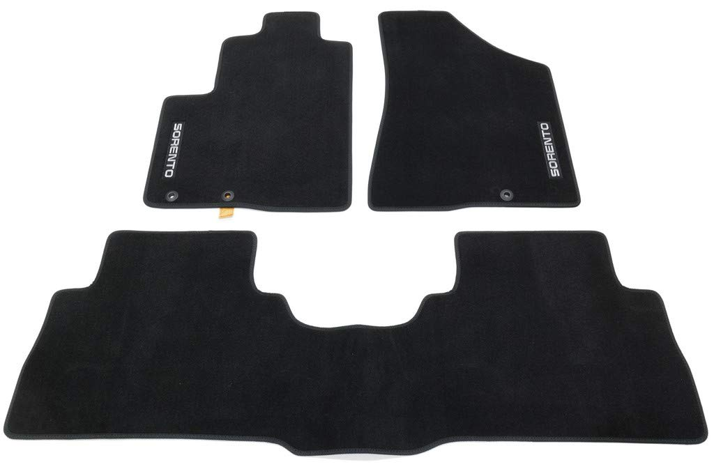 1UF14-AB000 Floor Mat Kia Genuine