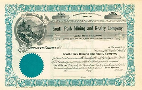 South Park Mining & Realty Company