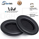QC15 / QC2 / QC25 Memory Foam Replacement Ear Cushion for Bose QuietComfort 15 / 2 / 25, AE2 AE2i AE2w with Soft Protein Leather Over-Ear Earpads
