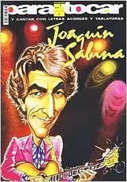 SABINA Joaquin - Cancionero Vol.1 Letras y Acordes para