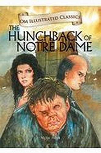 Book cover for The Hunchback of Notre-Dame