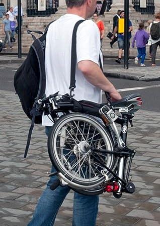 Bicicleta plegable brompton usada